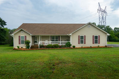 Benton Single Family Home For Sale: 161 Circle R Dr