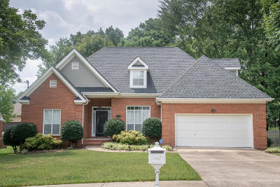 Chattanooga Single Family Home For Sale: 2405 Lennox Ct