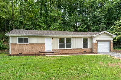Chattanooga Single Family Home For Sale: 874 Donaldson Rd