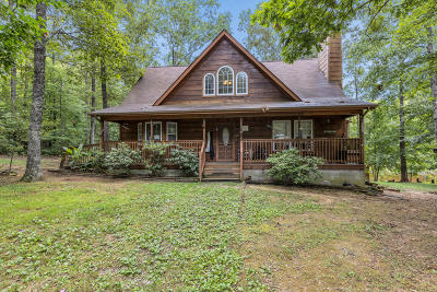 Dunlap Single Family Home For Sale: 599 Woodland Ridge Rd