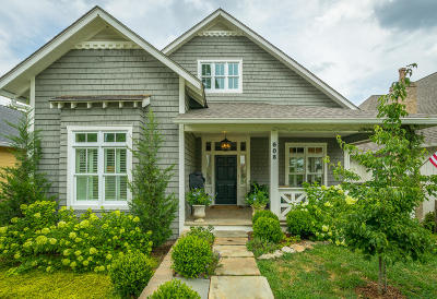 Chattanooga Single Family Home For Sale: 608 Elinor St