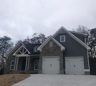 Hixson Single Family Home For Sale: 8417 Quarles Ln #14