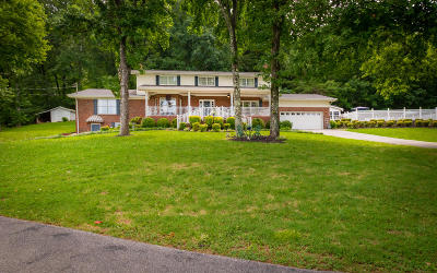 Hamilton County Single Family Home For Sale: 6035 Shirley Pond Rd