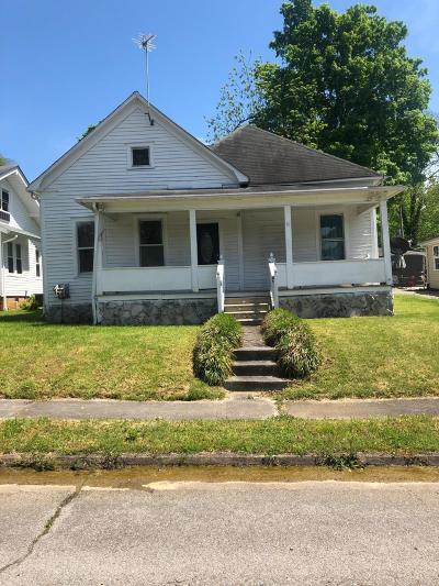 Etowah Single Family Home For Sale: 407 Pennsylvania Ave