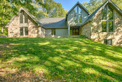 Ooltewah Single Family Home Contingent: 9110 Windstone Dr