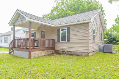 Rossville Single Family Home For Sale: 504 Carden Ave
