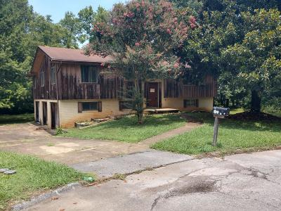 Chattanooga Single Family Home For Sale: 2316 Brookhaven Cir