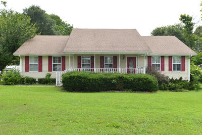 Marion County Single Family Home For Sale: 190 Ellen Dr