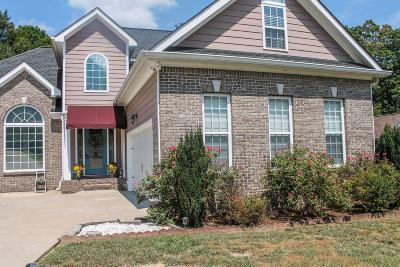 Ooltewah Single Family Home For Sale: 6787 Crooked Cove Way