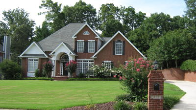 Ringgold Single Family Home For Sale: 481 Magnolia Pl
