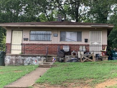 Chattanooga Multi Family Home For Sale: 5317 Lee Ave