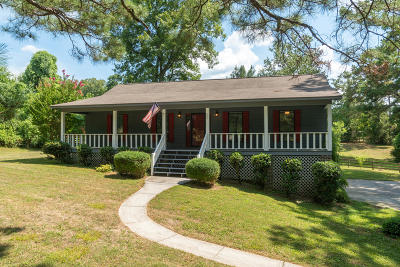 Ringgold Single Family Home For Sale: 664 Indian Mound Rd