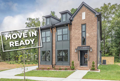 Chattanooga Single Family Home For Sale: 8677 Masons Gate Ln #2