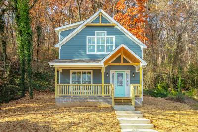 Chattanooga Single Family Home For Sale: 5721 Alabama Ave