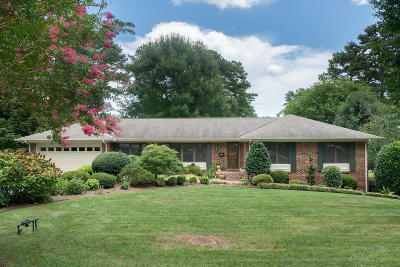 Chattanooga Single Family Home For Sale: 1806 Terra Verde Dr