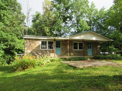 Lookout Mountain Single Family Home For Sale: 41 Wooten Rd