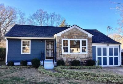 Chattanooga Single Family Home For Sale: 109 Woodvale Ave