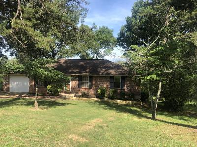 Chattanooga Single Family Home For Sale: 7506 Boriss Dr