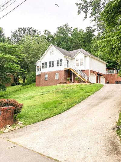 Chattanooga Single Family Home For Sale: 2409 Haven Cove Ln