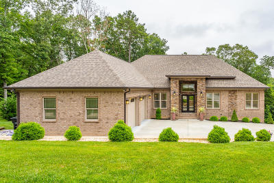 Ooltewah Single Family Home For Sale: 6758 Flagcrest Dr