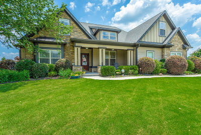Ringgold Single Family Home For Sale: 11 Sawtooth Oak Tr