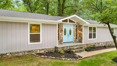 Chattanooga Single Family Home For Sale: 1300 Timbercrest Lane