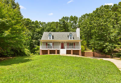 Single Family Home Contingent: 6136 Caleb Pl