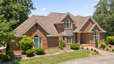 Soddy Daisy Single Family Home For Sale: 9521 Haven Bay Ln