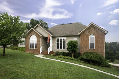 Hixson Single Family Home Contingent: 6481 Faultless Way