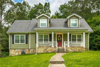 Chattanooga Single Family Home For Sale: 9024 Oak Haven Dr