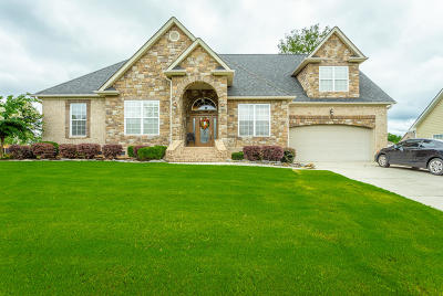 Ooltewah Single Family Home For Sale: 8189 Fox Glove Dr
