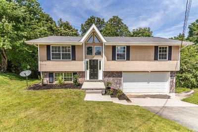 Single Family Home For Sale: 2814 Windthrush Dr