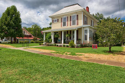 Marion County Single Family Home For Sale: 800 Elm Ave