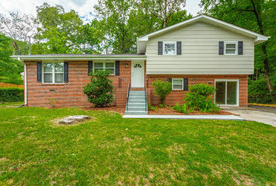 Chattanooga Single Family Home For Sale: 427 Intermont Dr