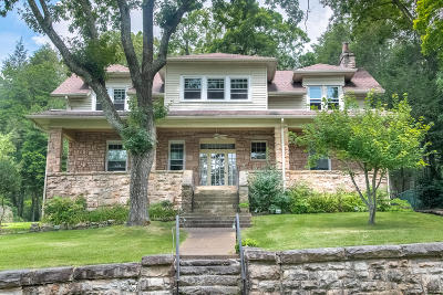 Lookout Mountain Single Family Home For Sale: 620 E Brow Rd