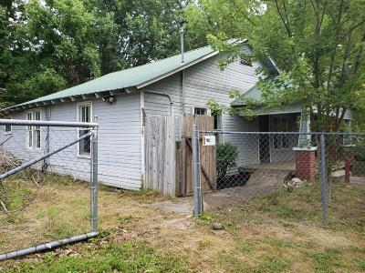 Dunlap TN Single Family Home For Sale: $24,900