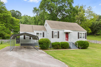 Chattanooga Single Family Home For Sale: 1411 Hickory Valley Rd