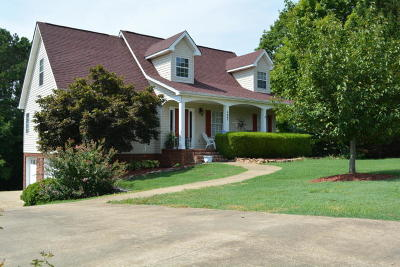 Ooltewah Single Family Home Contingent: 5667 Bryar Rose Dr
