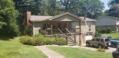 Chattanooga TN Single Family Home For Sale: $214,900