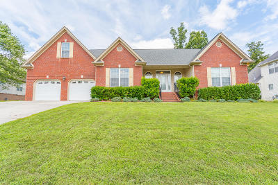 Soddy Daisy Single Family Home For Sale: 1549 Leighton Dr