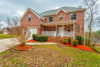 Ooltewah Single Family Home For Sale: 9714 Imperial Dr