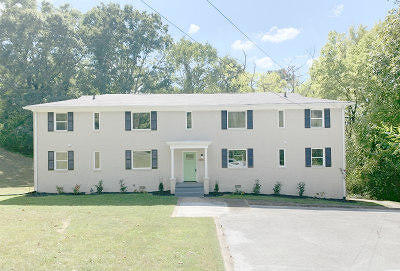 Chattanooga Single Family Home For Sale: 3820 Montview Dr