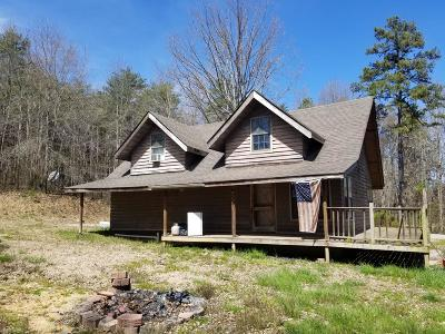 Chickamauga Single Family Home For Sale: 328 Friendship Rd