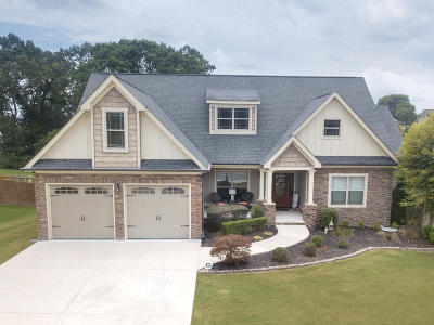 Ringgold Single Family Home For Sale: 102 Sawtooth Oak Tr