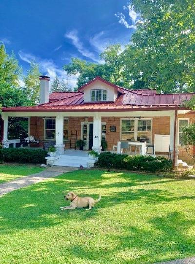 Signal Mountain Single Family Home For Sale: 306 Brady Point Rd