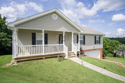 Single Family Home For Sale: 902 Clay Hill Dr