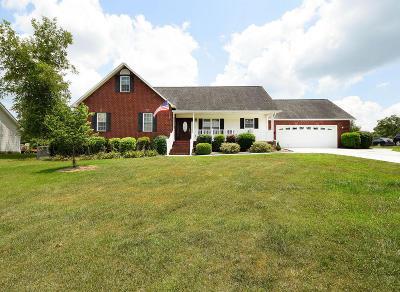 Cleveland Single Family Home For Sale: 575 Ocoee Hills Cir