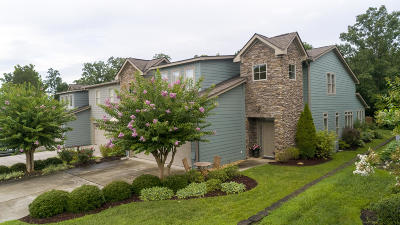 Hamilton County Townhouse For Sale: 2321 Rivendell Ln