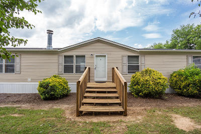Cleveland Single Family Home For Sale: 4645 NW Freewill Rd Rd