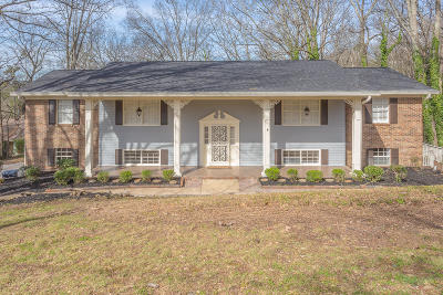 Single Family Home For Sale: 808 Harris Ln
